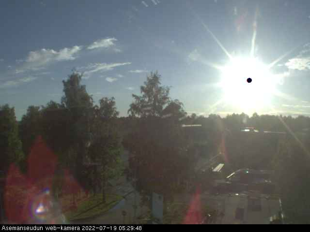 Webcam in Mikkeli